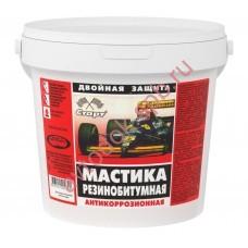СТАРТ Мастика резинобитумная (3 л/пэ)