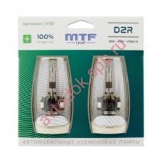 Лампа газоразрядная (ксенон) MTF Light D2R,  NIGHT ASSISTANT 100%,2шт, 3800lm, 4600K, 35W, 85V.