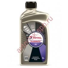 Масло трансмиссионное TOTAL Fluidmatic D3  1л