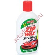 Автошампунь Zip Wax суперконцентрат с полирующим эффектом 0.5л