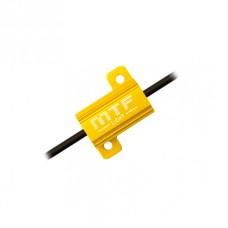 Блок-обманка для светодиодов W21W/T20,20Вт (к-т 2шт) MTF