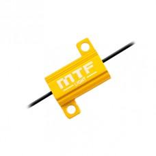Блок-обманка для светодиодов W5W/T10, 5Вт (к-т 2шт) MTF