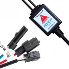 Блок розжига MTF Light 12-24V 35W Slim шумоподавление MSP, контроллер ASIC