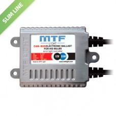 """Блок розжига MTF Light 12V 35W Slim с """"обманкой"""" (дополн. провод)"""
