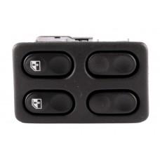 Блок кнопок стеклоподъемников 2110 из 2-х клавиш Е11.3709010-02/181.3763-010 КУРГАН
