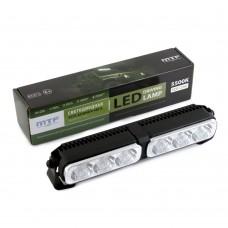 Дополнительные фары MTF светодиодная дальн.свет линейн. тип 2секции, 12-24В, 5500K, 2160лм