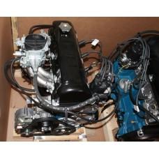 Двигатель в сб. 2106 1600V (2101 ген-р, карб. 2107-20)