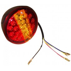 Фонарь задний ST1030 (0021) прав. светодиодный (LED) кругл. 3 секции