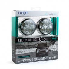 Ходовые огни MTF Light COUNTRY 6000K 12-24В, 8Вт
