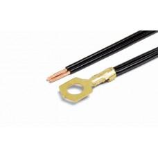 Клеммы (кольцо) d= 6,2мм с 2 проводами 1,00  (уп.-10шт.)