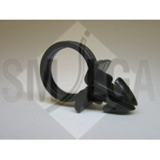 01097 Защёлка кабеля под клипсу d-14