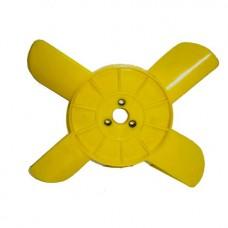 Крыльчатка вентилятора фирм. 4-х лоп. 2101