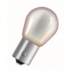 Лампа OSRAM PY21W 12V-21W (BAU15s) (серебристый дизайн) Diadem Chrome (блистер 2шт.)