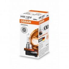 Лампа OSRAM H9 12V-65W (PGJ19-5)