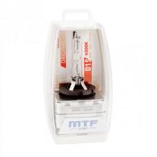 Лампа газоразрядная (ксенон) MTF Light D1S, 85В, 35Вт, 4300К, ORIGINAL.