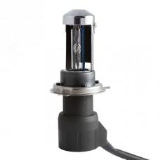 Лампа газоразрядная (ксенон) MTF Light 12В H4 Биксенон 4300К ST ЦЕНА за 1шт  (в уп. 2шт)