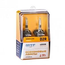 Лампа газоразрядная (ксенон) MTF Light D2R ABSOLUTE VISION+50% 85V, 35W, 4800К