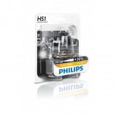 "Лампа мото ""Phillips""НS1 12v 35/35w+30% Vision MOTO 12636BW блистер"