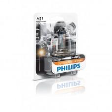 "Лампа мото ""Phillips""НS1 12v 35/35w+40% City Vision MOTO 12636CTVBW"