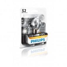 "Лампа мото ""Phillips"" S2 12v 35/35w BA20d блистер"