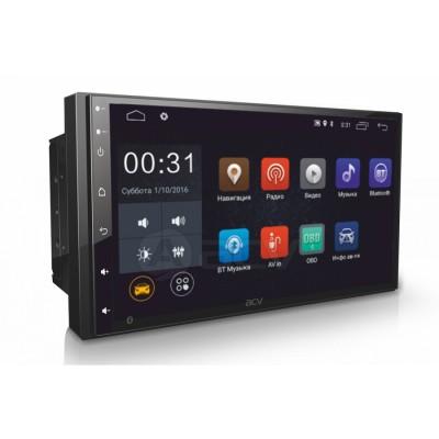 "Магнитола AD-7180 2din мультимедиа 7""/Android 8.1/1024*600/2+16Гб/FM/AM/USB/SD/BT/GPS/PhoneLink/"