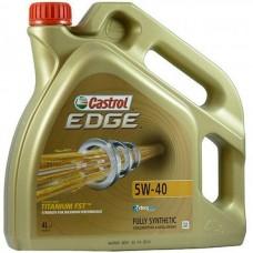 Масло Castrol EDGE 5W-40 4л Titanium FST