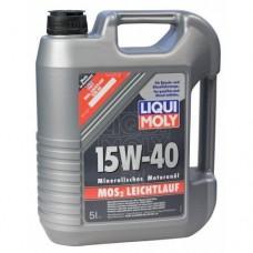 Масло Liqui Moly MoS2 Leichtlauf 15W-40 5л SL/CF