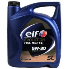 Масло ELF Evolution Full-tech FE 5W-30 5л