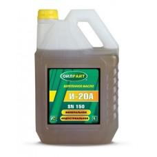 Масло OIL RIGHT И-20а (веретенное) 5л