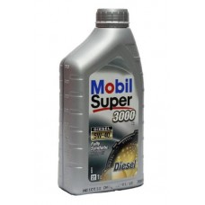Масло Mobil Super 3000 X1 DIESEL 5W-40 1л
