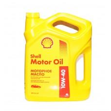 Масло SHELL MOTOR OIL 10W-40 4л