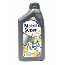 Масло Mobil Super 3000 XE (2dexos) 5W-30 1л
