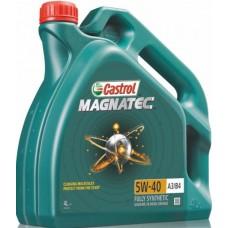 Масло Castrol Magnatec 5W-40 А3/В4 4л