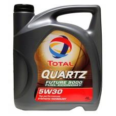 Масло TOTAL Quartz Future NFC 9000 5W-30 4л.