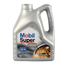 Масло Mobil Super 3000 FE 5W-30 4л