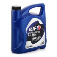 Масло ELF Evolution 900 SXR 5W-40 4л
