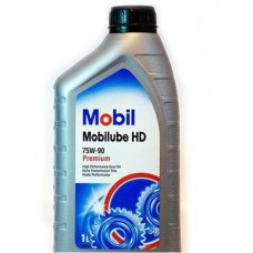 Масло трансмиссионное Mobil Mobilube HD 75W-90 1л