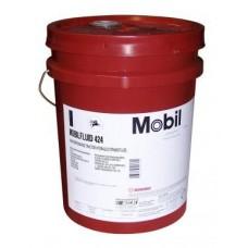 Масло трансмиссионное Mobilfluid 424 208 л