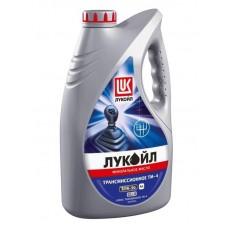 Масло трансмиссионное Лукойл ТМ-4 80W90 GL-4 4л