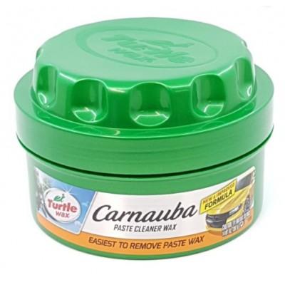Полироль Carnauba Paste Cleaner Wax восковый очищающий с карнаубой 397гр