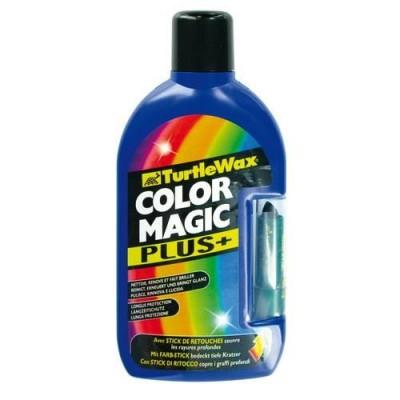 Полироль Color Magic DARK BLUE 500мл
