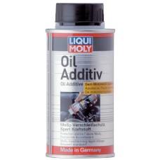 Присадка Oil Additive с дисульфидом молибдена в моторное масло 125мл