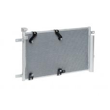 Радиатор кондиционера 2170 в сборе с ресивером (аналог Panasonic)