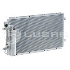Радиатор кондиционера 2190 в сборе с ресивером