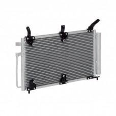 Радиатор кондиционера 1118 в сборе с ресивером (аналог Panasonic)