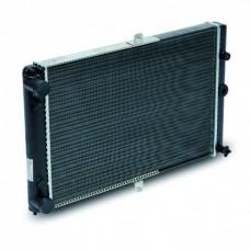 Радиатор охлаждения 2108 (карб.,инж.)алюмин. LUZAR