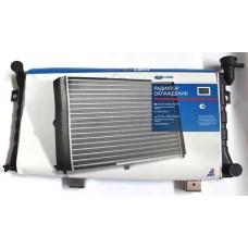 Радиатор охлаждения 21214 алюмин. ДААЗ