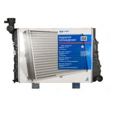 Радиатор охлаждения 2105 алюмин. ДААЗ