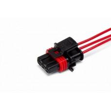 Разъем проводки на модуль зажигания н/обр 3х конт. 2111 АЭ