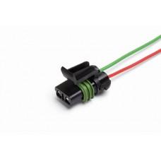 Разъем проводки на мотор печки, мотор стеклоподъёмника (МАМА)